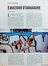 Article on me in Immagina the Glossy Magazine on Culture in Italy by MarcW