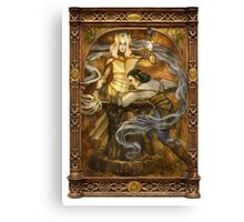 Annatar and the craft of ring-making Canvas Print