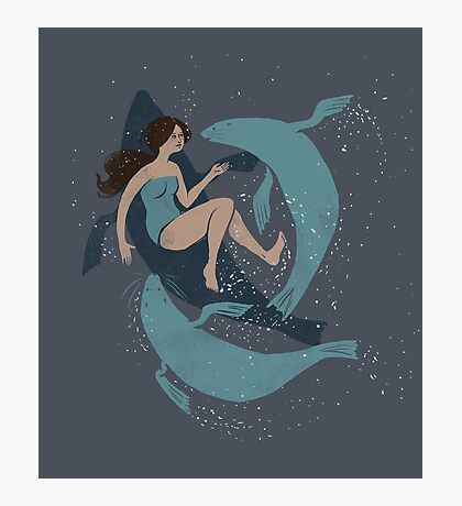 Selkie Photographic Print