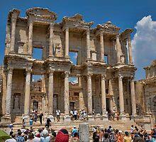 Rome's Great Library in Ephesus Turkey by ✿✿ Bonita ✿✿ ђєℓℓσ
