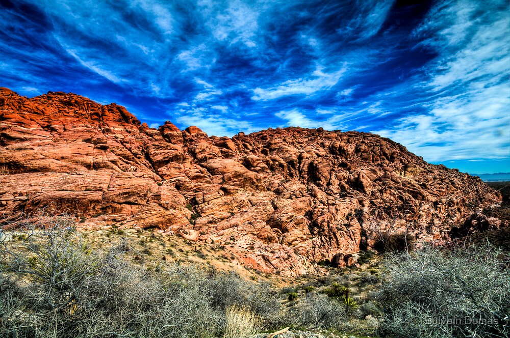 Red Rock red rocks... by Sylvain Dumas