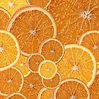 Sweet Oranges by Denise Abé