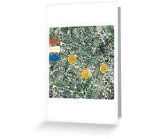 ORE LP 502 Greeting Card