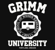 Grimm University by beloknet