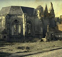 Entire Church by VintageImages