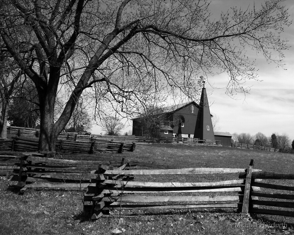 Farm Life by Michael  Herrfurth