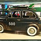 Fiat 500 by RosiLorz