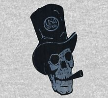 hat and skull usa by rogers bros Unisex T-Shirt