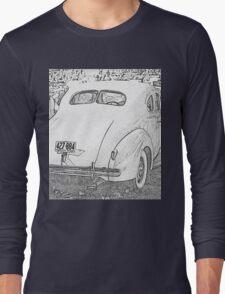 1940 Packard Coupe Long Sleeve T-Shirt