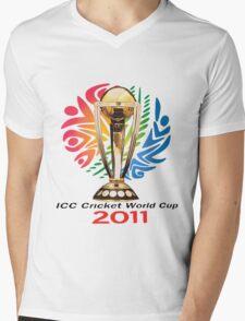 world cup 2011 Mens V-Neck T-Shirt