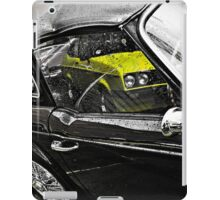 Yellow Classic RS2000 iPad Case/Skin