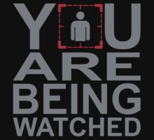 Person of Interest - You Are Being Watched by beloknet