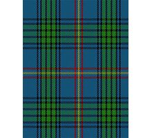 00387 Borders H.B. Tartan Photographic Print
