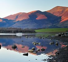 Lakedistrict Evenings by Jacqueline Wilkinson