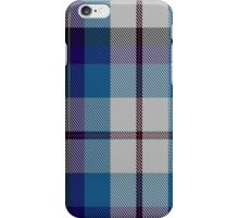 00388 Bradey Blue Dress Tartan iPhone Case/Skin