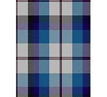 00388 Bradey Blue Dress Tartan Photographic Print
