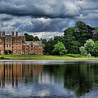Kiplin Hall, North Yorkshire by Guy Carpenter