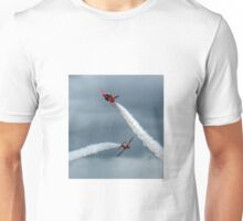 Red Arrows Crossover (1) Unisex T-Shirt