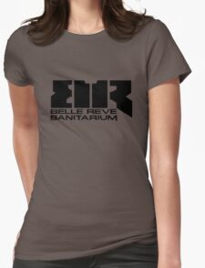 Belle Reve Sanitarium Womens Fitted T-Shirt