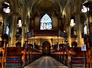 St. Stanislaus Church by Marcia Rubin