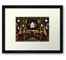 St. Stanislaus Church Framed Print
