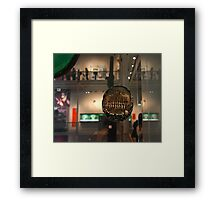 Idiophone Framed Print