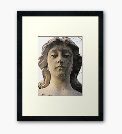 Angel Watching Framed Print