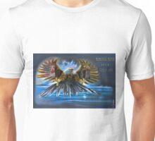 ☆ º ♥ `•.¸.•´ ♥ º ☆ Bonita's Heart Felt Tribute To Sept11-01 ☆ º ♥ `•.¸.•´ ♥ º ☆ Unisex T-Shirt