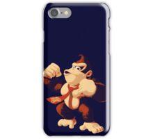 donkey kong case iPhone Case/Skin