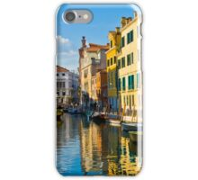 Reflections of Venice II iPhone Case/Skin