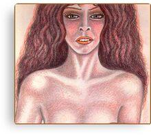 ~ Cheryl 7/20/04 ~ Canvas Print