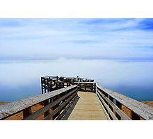 Lake Michigan Dunes Overlook Photographic Print