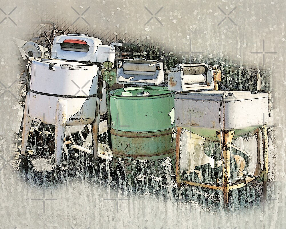Remember Mama's Washer? by CarolM
