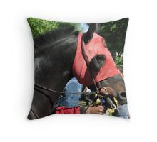 Racer from Sabac - One Throw Pillow
