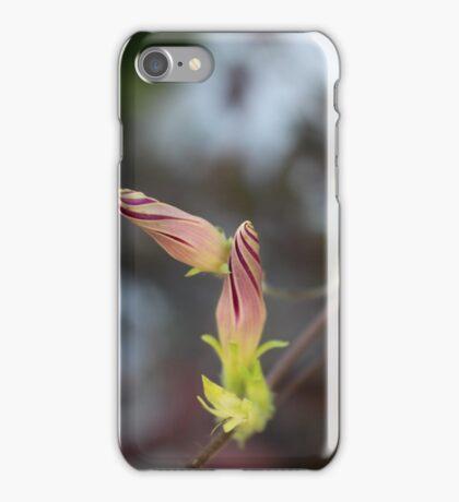 Love Buds iPhone Case/Skin