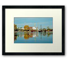Ottawa Reflections Framed Print