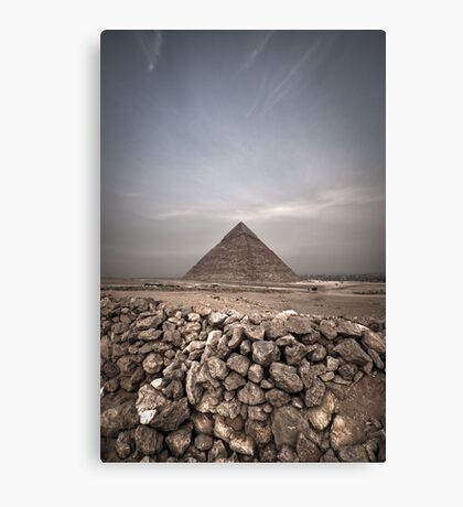 A Little bit of history and a wind of change Canvas Print