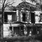Old House Not Forgotten by Gretchen Mayberry