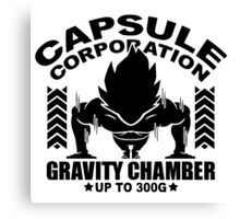 Capsule Corporation, 300G Canvas Print