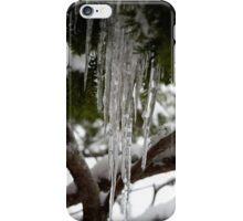 Winter Icicles iPhone Case/Skin
