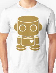 O'BOT: Love is Golden T-Shirt