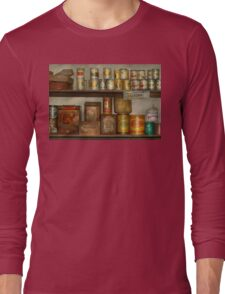 Kitchen - Food - Side dishes Long Sleeve T-Shirt