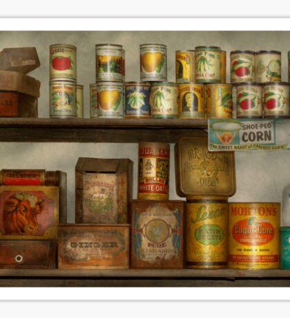 Kitchen - Food - Side dishes Sticker