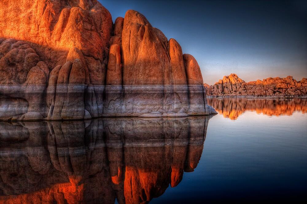 Rock Blocker by Bob Larson