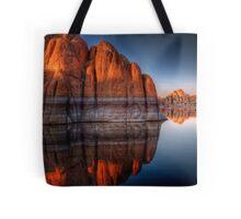 Rock Blocker Tote Bag