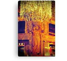 Sparkling Crown Canvas Print