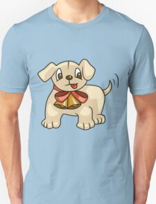 Cute Puppy with Ribbon T-Shirt