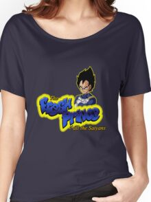 The Fresh Prince of all the Saiyans Women's Relaxed Fit T-Shirt