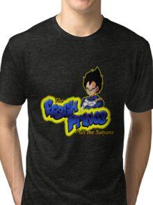 The Fresh Prince of all the Saiyans Tri-blend T-Shirt