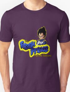 The Fresh Prince of all the Saiyans T-Shirt